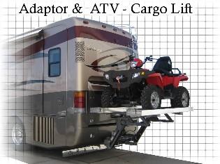 Hp Adaptor ATV Cargo