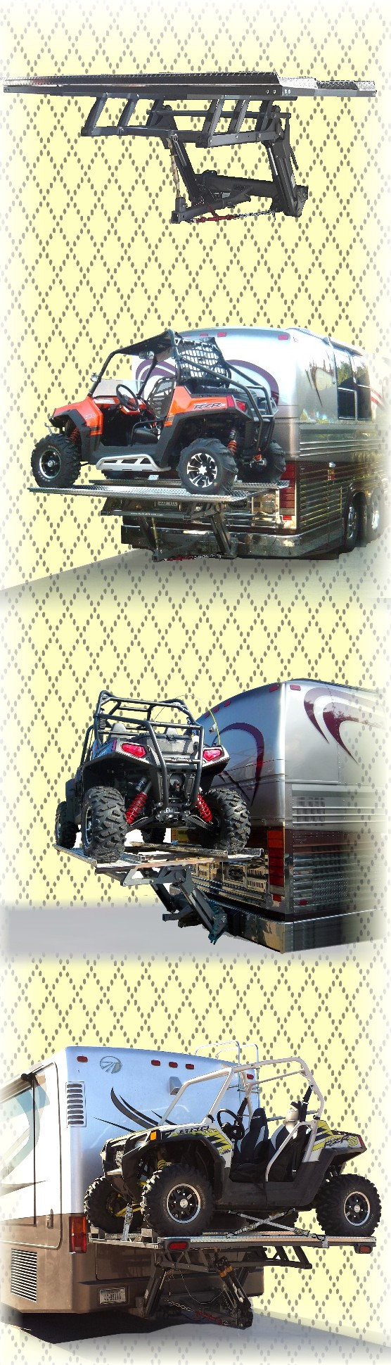 RZR lift for motorhome