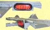 LED Light kit for motorcycle lift for rv
