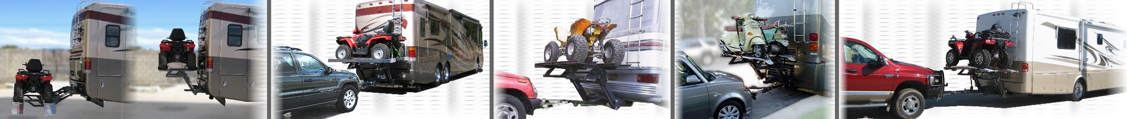 Golf Cart ATV Quad motorhome lift