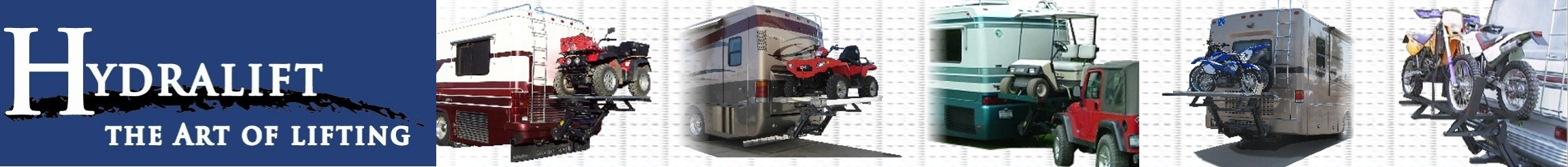 Golf Cart ATV Lift Motorhome