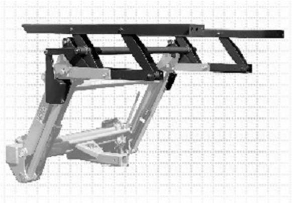 golf cart platform atv
