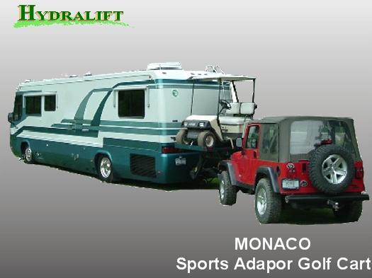 4  Monaco Golf Cart c