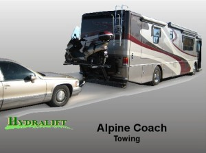 Towing Alpine Coach T