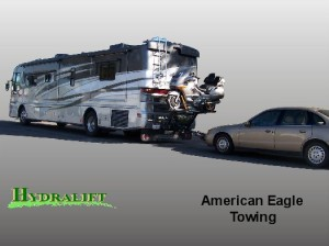 Towing American Eagle T